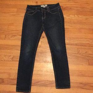 Jolt skinner jeans. Size 7